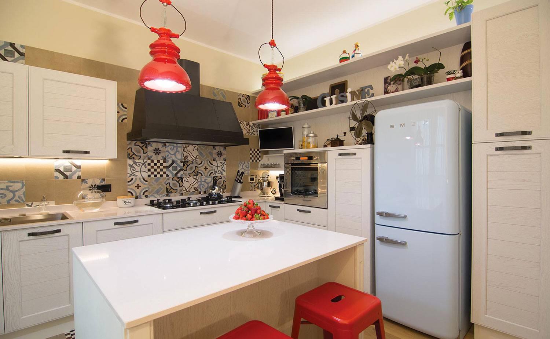 Arredamento per la cucina, Realizzazioni, Punto Pacema